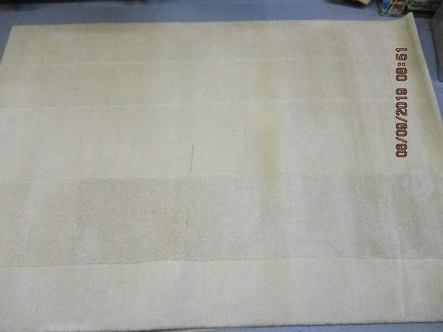 Mountains hand knotted 100 % pure wool pile 180 cm x 120 cm RRP �359  image