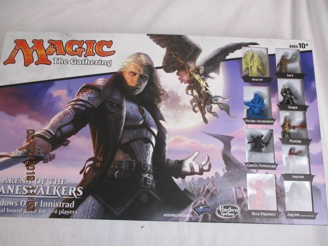 Magic the gathering Arena of the Planes Walkers Shadows over Innisrad boxed and sealed  image