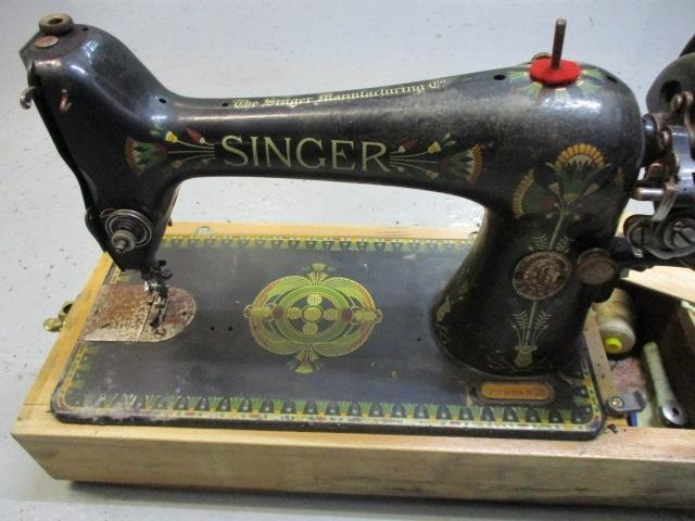Singer F96040 7 sewing machine  image