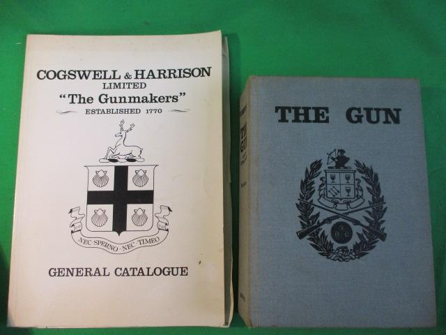 Cogswell & Harrison LTD and the Gunmakers books  image